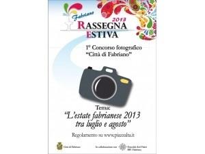 Concorso Fotografico Nazionale Città di Fabriano, aperte le iscrizioni