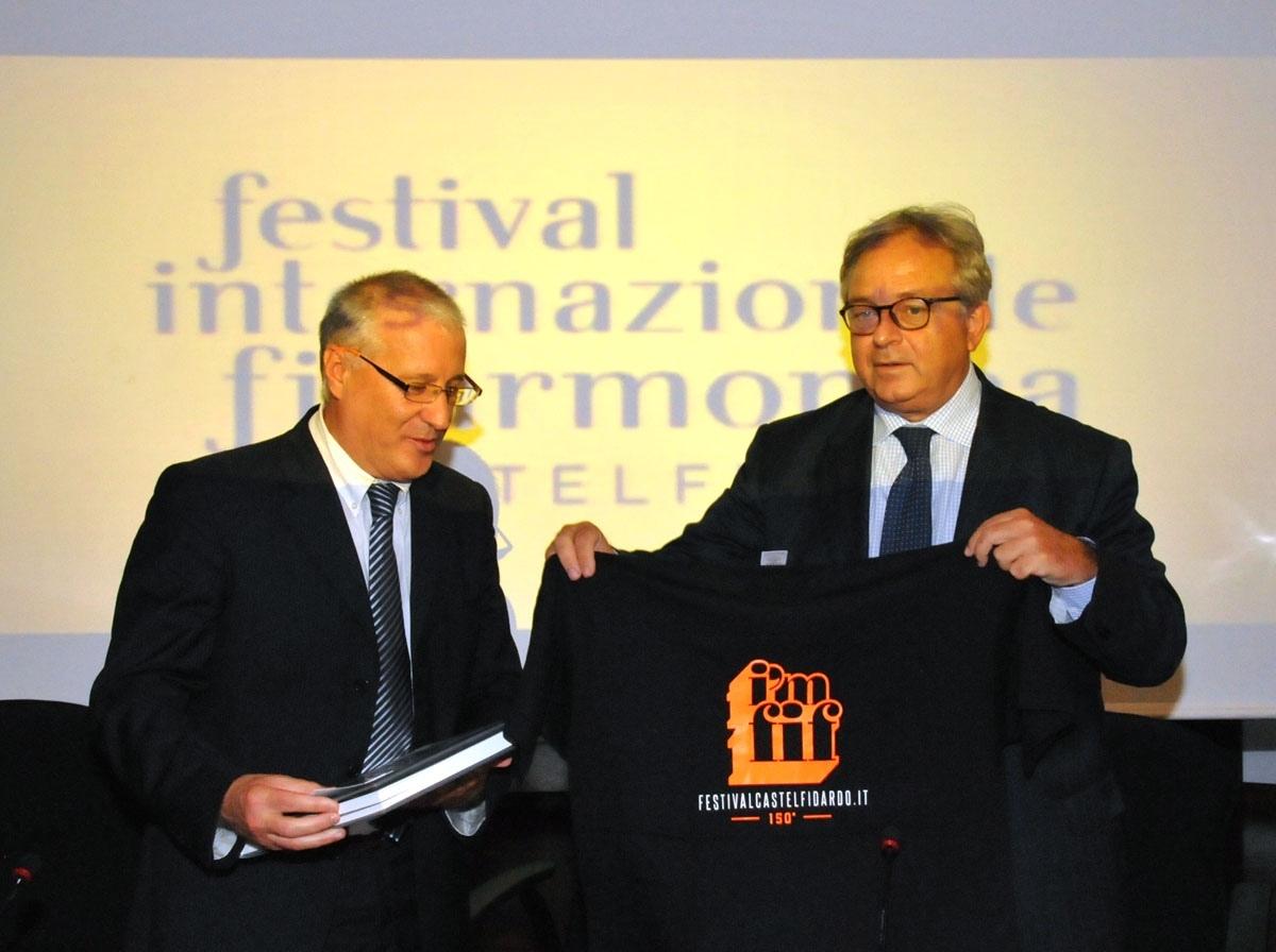 38° Festival internazionale della fisarmonica di Castelfidardo, la presentazione in Regione