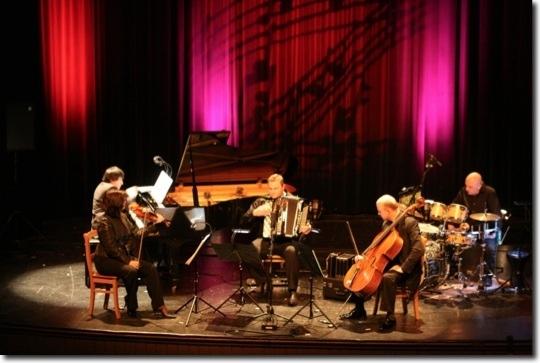 Omaggio a Piazzolla con l'Astoria quintet
