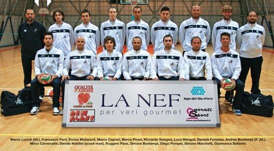 La Nef batte anche Monturano in Coppa