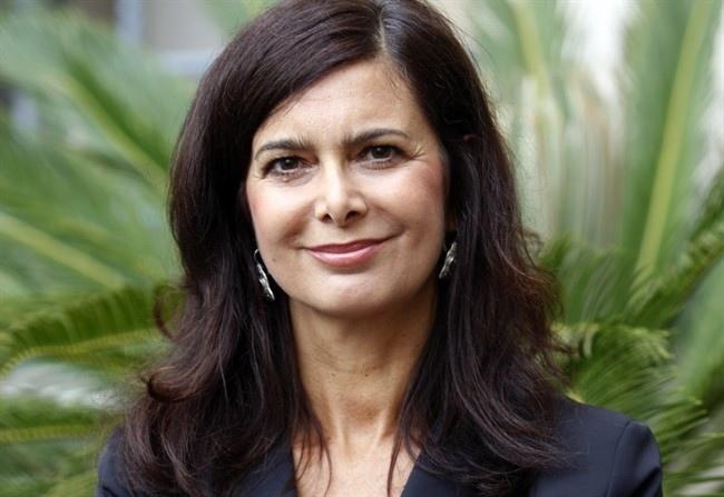Il presidente della Camera Laura Boldrini ha incontrato i lavoratori del fabrianese