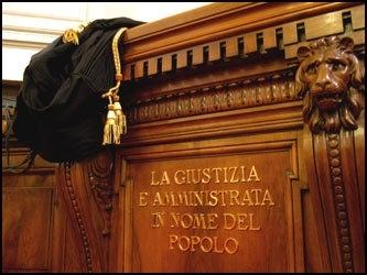Soppressione dei Tribunali, la Giunta ha deciso di dar via libera al referendum