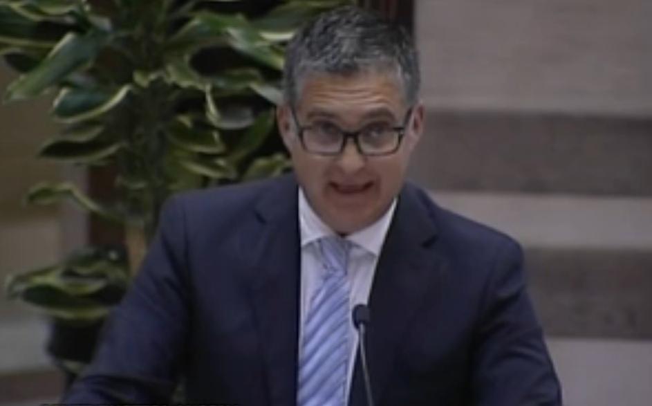 Claudio Schiavoni incontra i soci