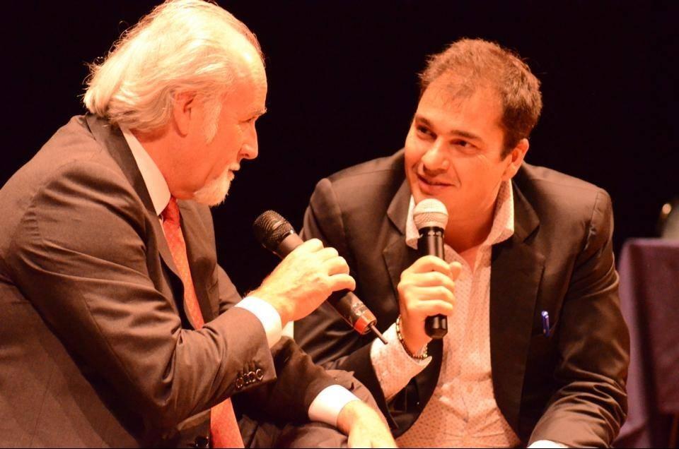Antonio Ricci ospite della seconda giornata del Festival sul Giornalismo d'Inchiesta