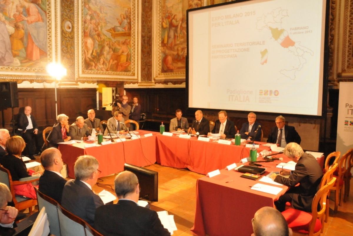 Italia Expo 2015: si parte da Fabriano