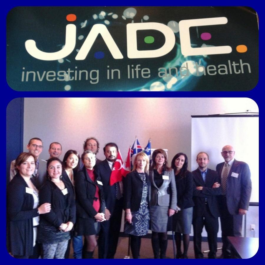 Le Marche leader del progetto Jade in missione in Canada a Montreal