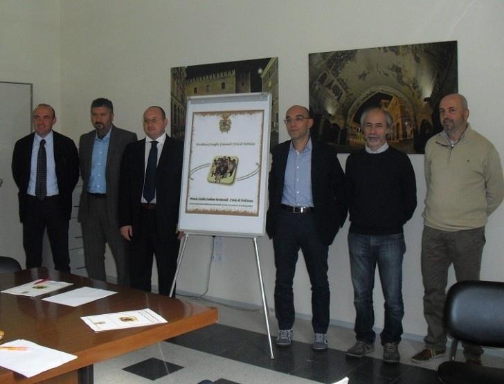 """Presentato in Comune il """"Premio Studio. Studenti Meritevoli Città di Fabriano"""""""