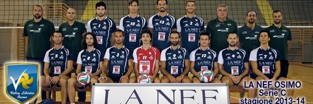 La Nef batte Ankon Volley senza fatica