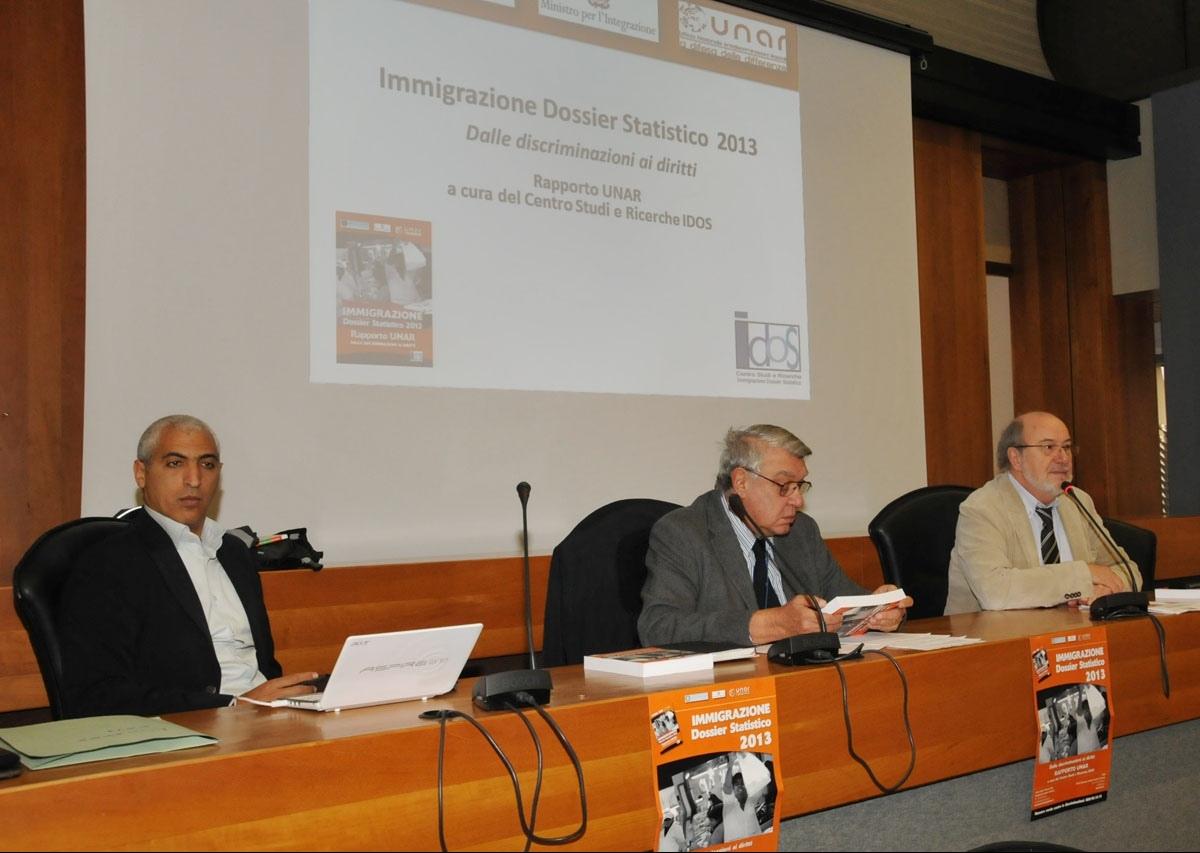 Marche: Immigrazione e integrazione 2013