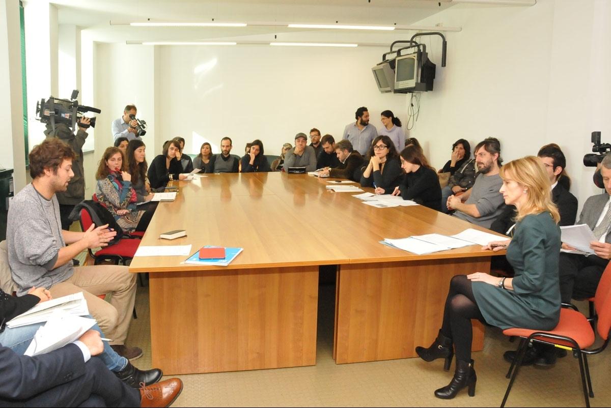 Presentati i progetti beneficiari del cofinanziamento regionale