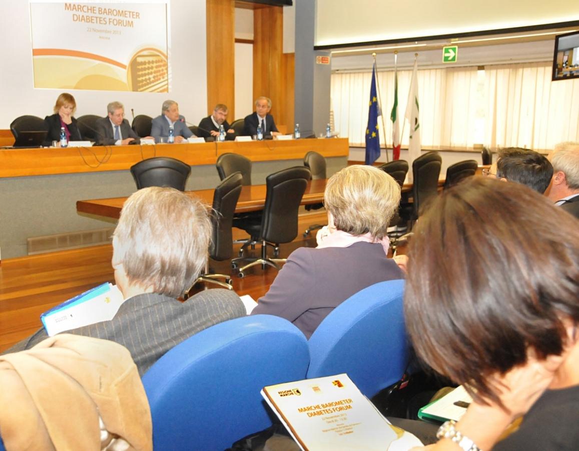 Summit Regionale sulla malattia diabetica