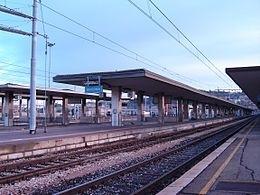 Variazione dell'orario per alcuni treni nella tratta Ancona - Roma