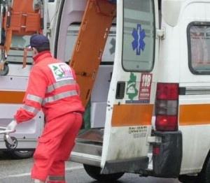 Incidente questa mattina in Via Murri