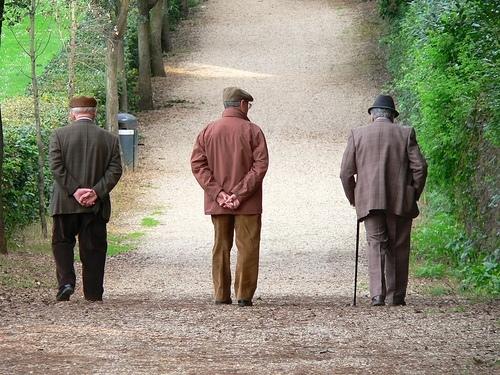 Marche, aumentano gli over 65